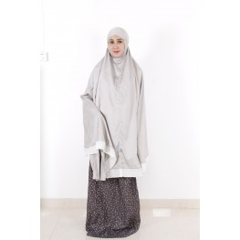 Grey prayer clothes