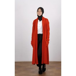 Long outer red