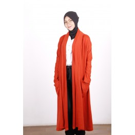 Long outer orange