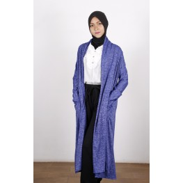 Long outer blue