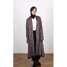 Long outer brown