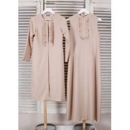 Dress suite beige